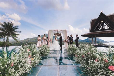 How to plan a destination wedding in Thailand   Condé Nast