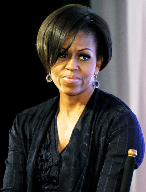 google michelle obama new hairstyle 367 best images about michelle obama style on pinterest
