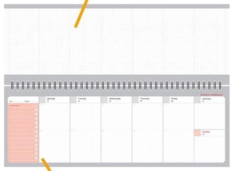 Calendario N Settimane Agende Notebook E Planner Dubudumo Settimane E Mesi