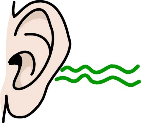 clipart of free clip of ear clipart 3 listening voice clipartpost