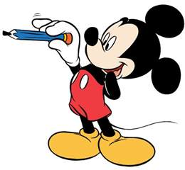 disney mickey mouse clip art images 2 galore 4 wikiclipart