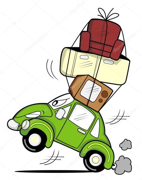 clipart in movimento desenho de carro em movimento vetor de stock