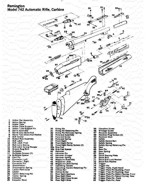 remington 66 parts diagram remington 66 schematic remington get free image