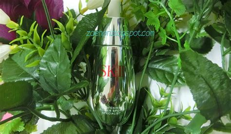 Aura Essence Whitening Serum review sk ii essence r n a power essence