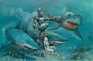 sword amp sorcery fantasy artwork joseph vargo