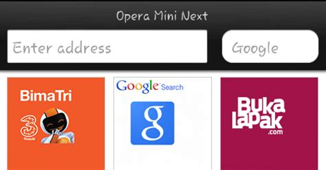 opera mini version apk browser next operamini white apk android software gratis terbaru version serial code