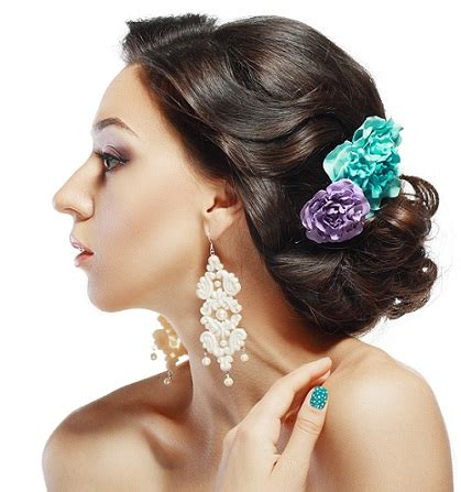 Bridal Hairstyles 2013 Hair by 20 Best Indian Bridal Hairstyles For Your Wedding