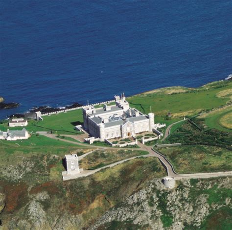 European House by Europe Private Castle Island Of Brecqhou Now Open To