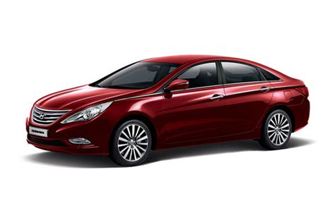 2012 hyundai sonata gets a minor facelift but more potent