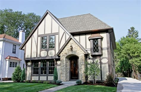 Tudor Style House Plans by American Tudor Style Homes