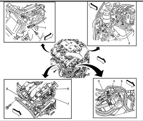 airbag deployment 2012 cadillac escalade esv spare parts catalogs service manual 2004 cadillac escalade esv crankshaft timing belt drive gear removal 2006