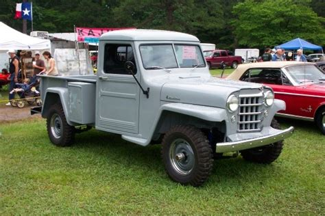 1950s Jeep 1950 S Willy S Jeep Jeep