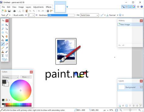 tutorial qgis lengkap download aplikasi paint net untuk mengolah image dan photo