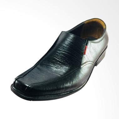 Kickers Prime Kulit Hitam jual sepatu pantofel terbaru harga promo diskon blibli