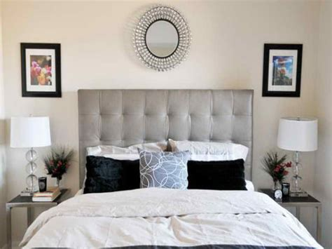 makeshift headboard pdf make a headboard plans free