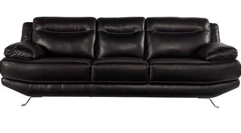sofia vergara leather sofa castilla black leather sofa classic contemporary
