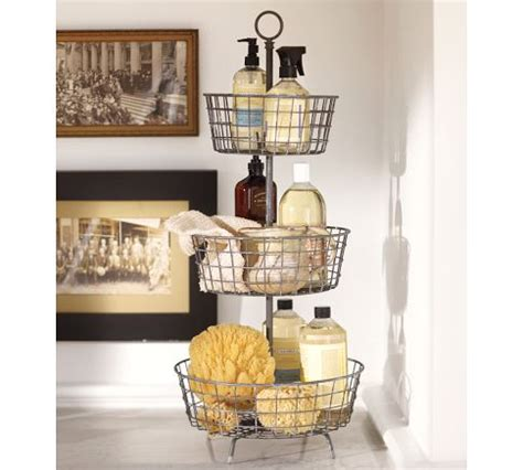 bathroom basket storage shady style favorite storage items