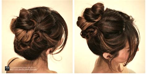 casual hairstyles how to casual updo easy how to 5 amazingly cute easy hairstyles