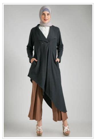 Outer Untuk Baju Muslim contoh foto baju muslim modern terbaru 2016 inspirasi padu padan outer muslim untuk kegiatan