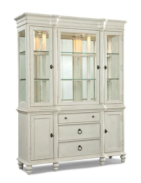 Dining Room China Cabinet Sideboards Extraordinary White China Cabinets Sideboards And Credenzas Antique White China