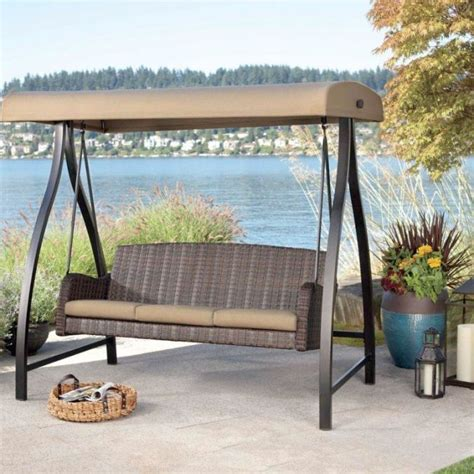 kroger porch swing canopy patio swing guidepecheaveyron com