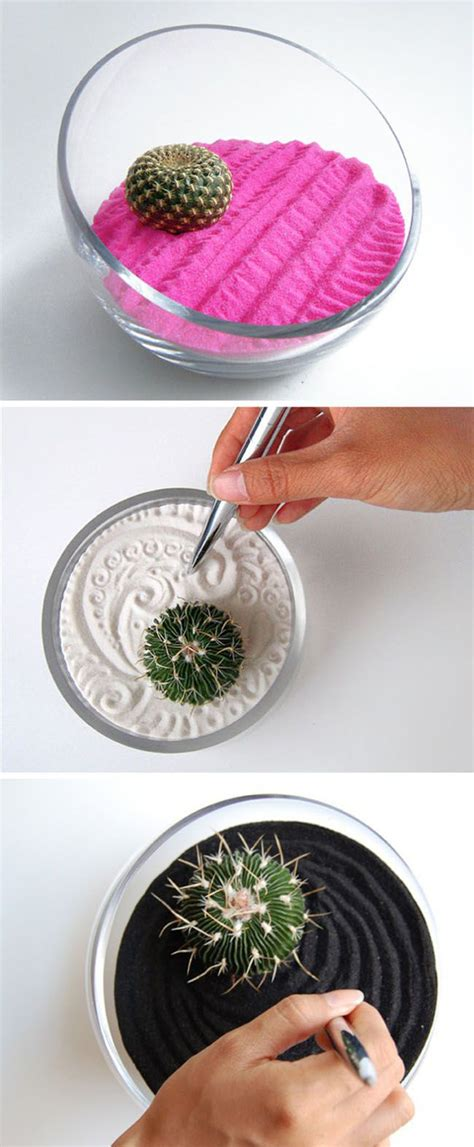 make your own zen garden diy zen garden