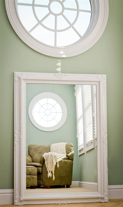 large vanity mirror for sale 56x 32 antique white large white shabby chic mirror mirror ideas
