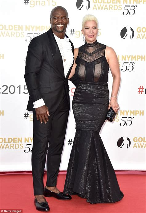 terry crews wife terry crews and wife rebecca went 90 days without sex and