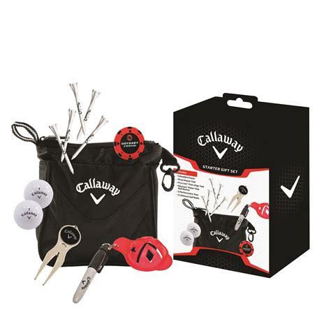 Callaway Golf Gift Card - callaway starter gift set by callaway golf golf accessories