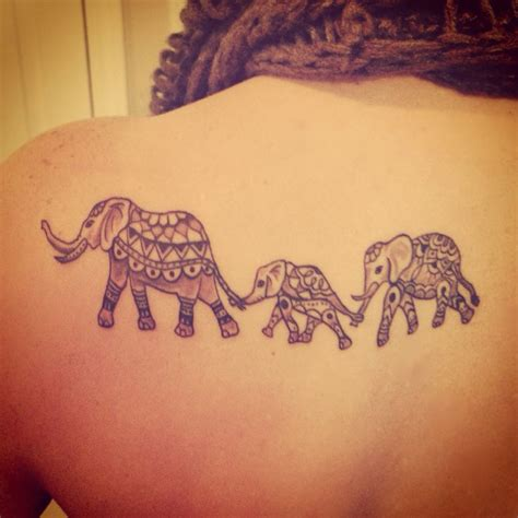infinity tattoo elephant 25 best ideas about mother daughter symbol on pinterest