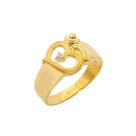 rings 22kt ohm quot yellow gold ring grt jewellers