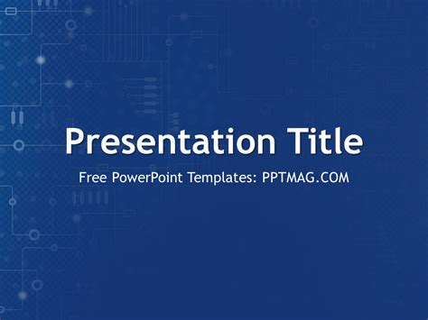 Data Ppt Templates Free Data Powerpoint Template Preview Prezentr