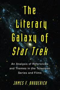 themes in literature explorer of the stars star trek book covers 300 349