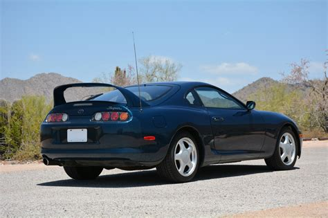 Toyota Supra Used Stock 1994 Toyota Supra Turbo Could Be Yours For The