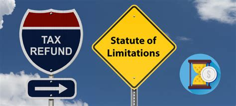 irc section 6511 statute of limitations on filing tax refund claims