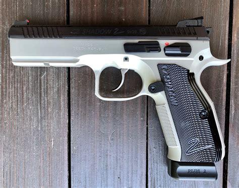 Caliber Wl Grey cz shadow 2 im kaliber 9mm luger waffen lechner