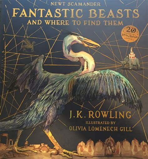 summary of fantastic beasts and where to find them by j k rowling books fantastic beasts and where to find them book review