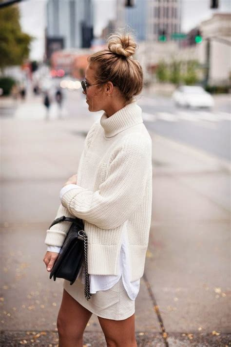 7 Chic Sweaters by 7 Must White Knit Sweaters For 2018 Become Chic
