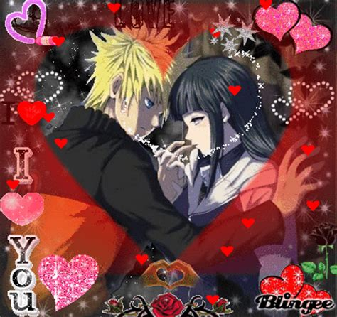 imagenes de naruhina love naruto y hinata love picture 108179922 blingee com
