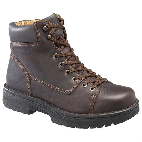 lace to toe work boots s carolina 174 6 quot steel toe workflex lace to toe