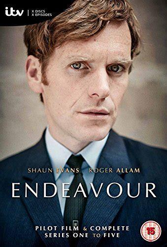 E M O R Y Endeavor Series 01emo268 endeavour series 3 dvd covers