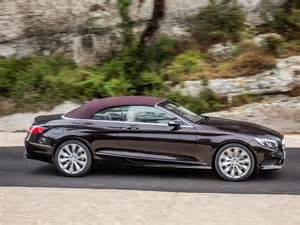 2017 mercedes s class cabriolet road test and review