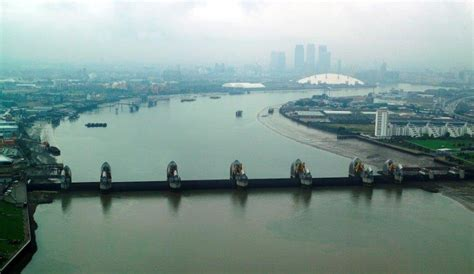 thames barrier improvements ch2m embarks on second phase of thames flood protection