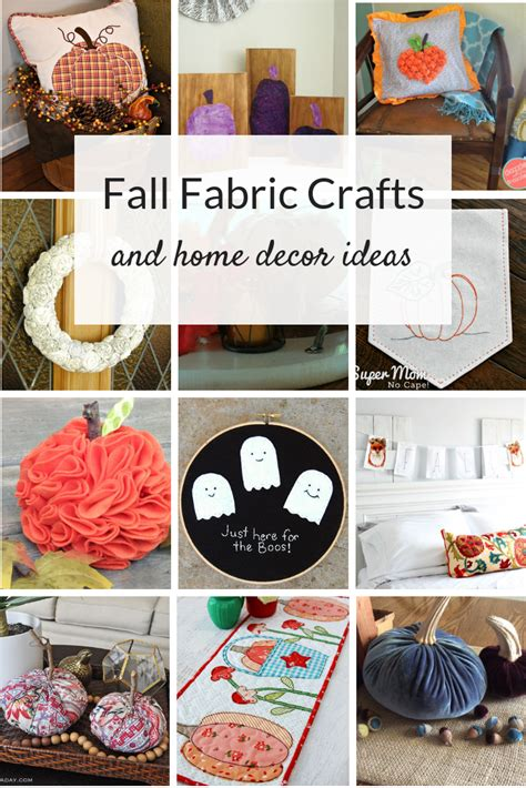 fabric crafts easy simple fall fabric crafts two purple couches