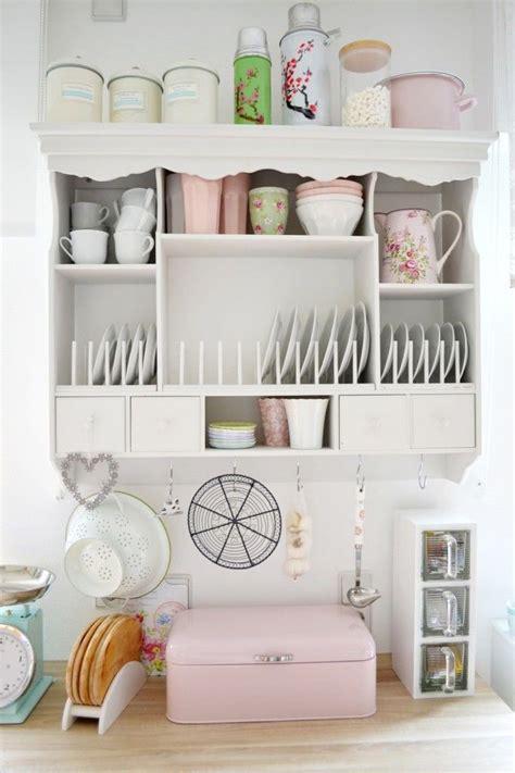 Tas Cantik Pearl Plat Floral panera rosa vintage para guardar el pan y decorar la cocina