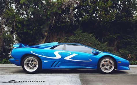 Lamborghini Diablo technical specifications and fuel economy