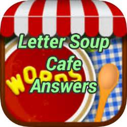 letter soup cafe pack 26 java answers solver