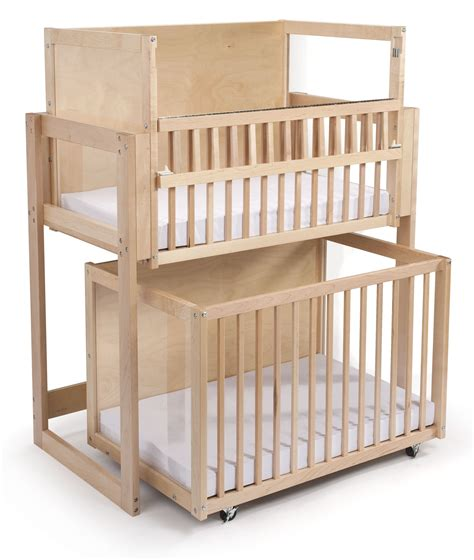 Space Saver Cribs space saver two level crib from brothers