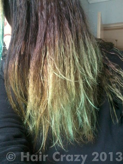 bleach shoo how lift fade and remove hair dye with a lightening already bleached hair forums haircrazy com