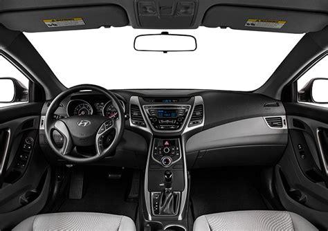 Hyundai Elantra 2015 Interior by 2015
